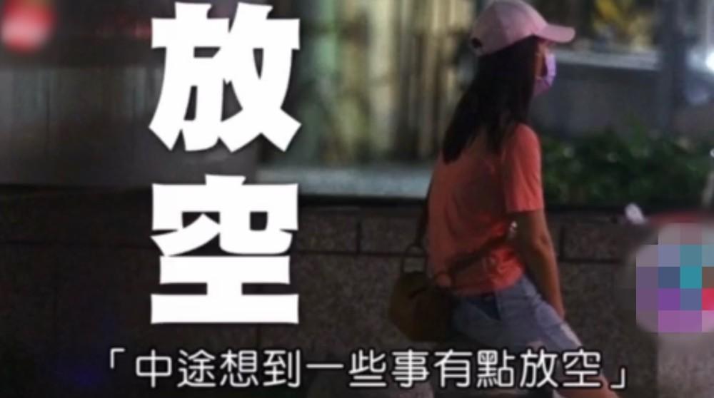 台媒拍到霍建华夫妇街头吵架,林心如委屈落泪独自淋雨,本尊回应