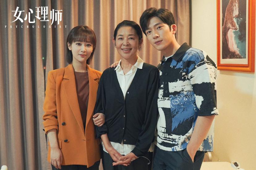 《女心理师》官宣全阵容,杨紫井柏然神仙cp,老戏骨新生演员同屏飚戏