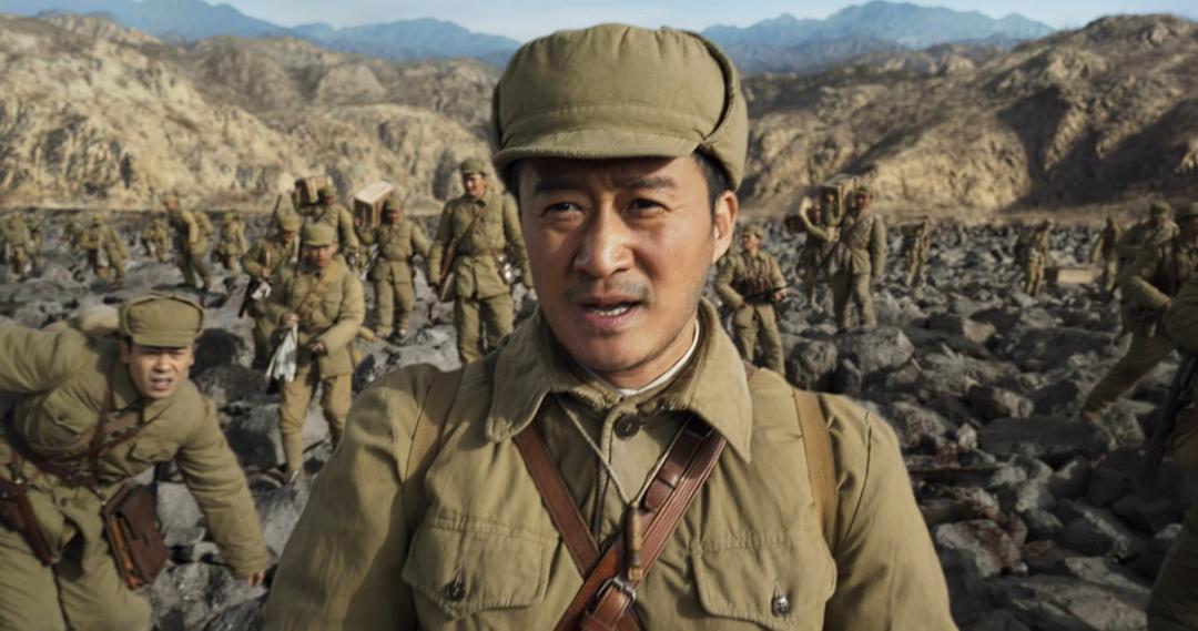 除了票房破34亿的《长津湖》,抗美援朝作品还有一部真正的巅峰