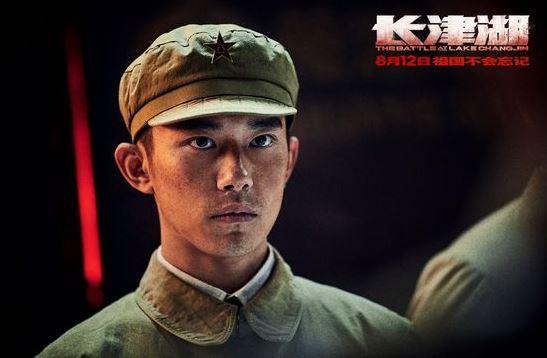 《长津湖》出品人评价易烊千玺:他是天才演员,陈凯歌徐克都喜欢他,8个月始终在组不串戏